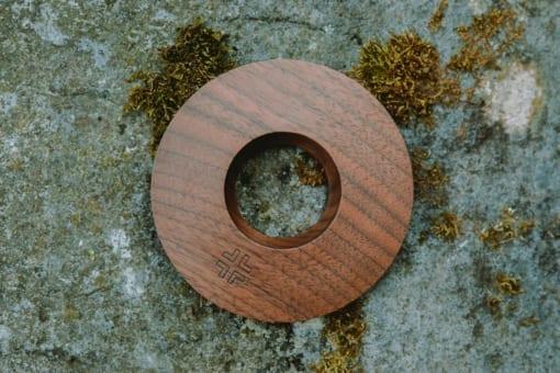 Kone Ring 10.1 Walnut