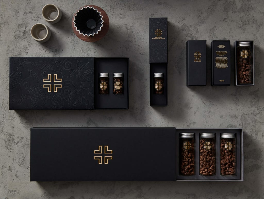 Origami X Ninety Plus 10.1 Brewing Set Is Released
