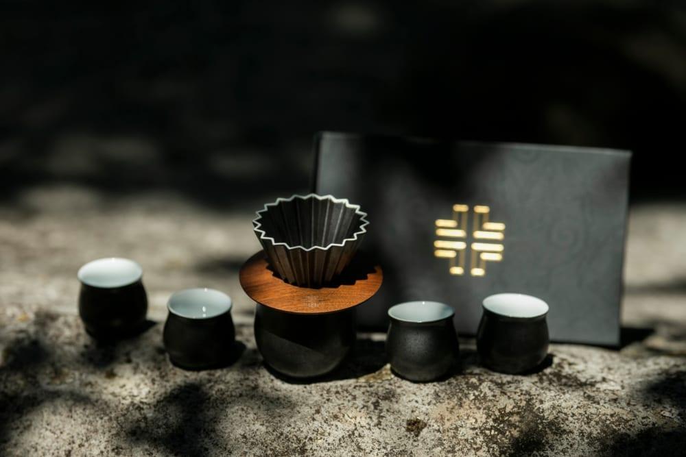 Origami Full Set Obsidian